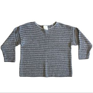 Express TRICOT Vintage Knit Sweater